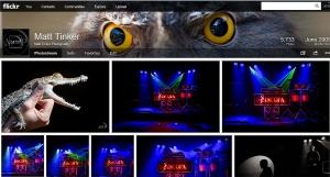 Flickr grab