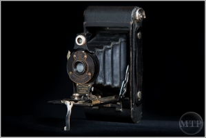 Kodak No2 Folding Autographic Brownie 1915-1926-1-2