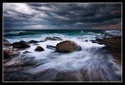 Whale beach by Matt Tinker